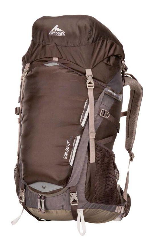 Vielseitig: All Mountain Rucksacklinie von Gregory für Frühjahr 2012