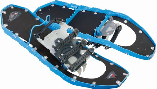 Achtung! Suchtgefahr!  MSR® Lightning™ Ascent Schneeschuhe liefern High-Performance in jedem Terrain