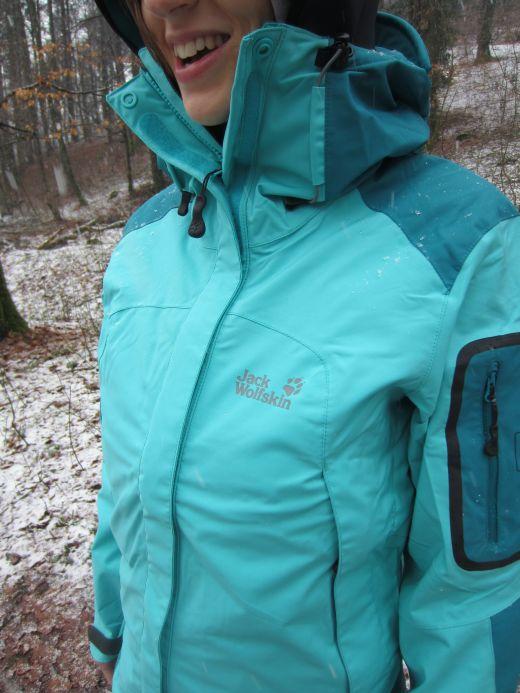 Jack Wolfskin Steep Ascent Jacket – Elastische Hardshell nicht nur für alpine Touren
