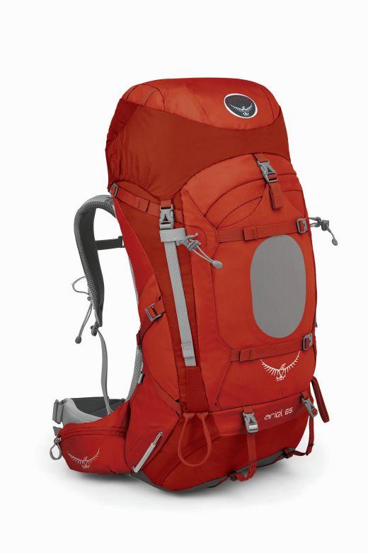 Osprey Aether und Ariel – In einem Rucksack um die Welt