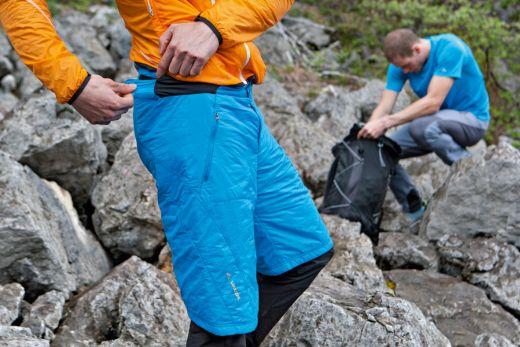VAUDE Waddington Thermo-Set mit PrimaLoft® – Leichter Kälteschutz für den Berglauf konzipiert