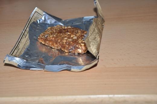 Produkttest: Cliff BAR Crunchy Peanut Butter