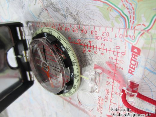 Recta Kompass DS 50G Global System – Ein Kompass für Touren auch in den endlegensten Regionen