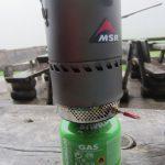 MSR Reactor 1 Liter in den Zillertaler Alpen
