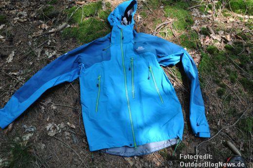 Mountain Equipment Lhotse - Neue GORE TEX® Pro Jacke
