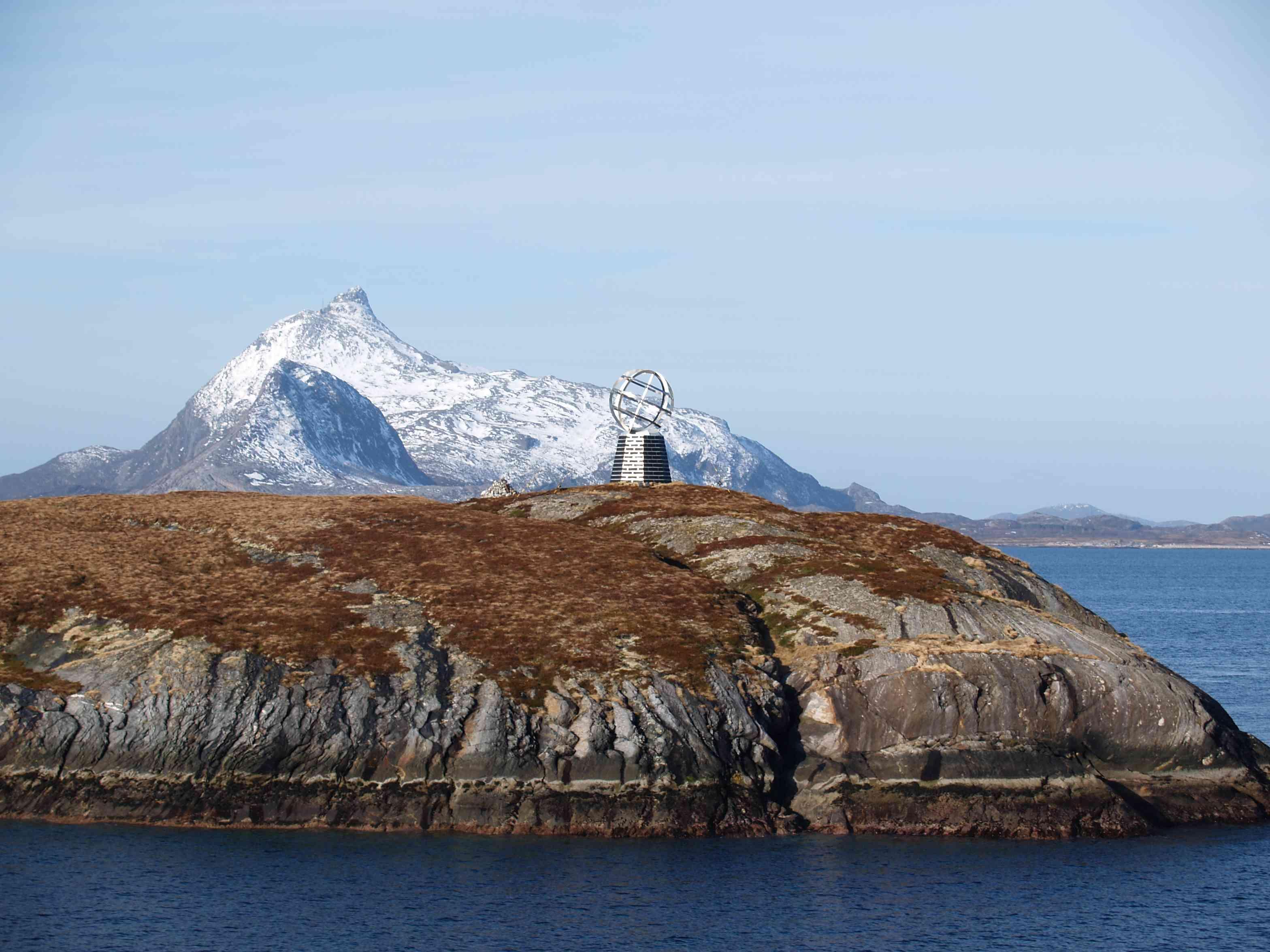 Europäischer Fernwanderweg E1 führt ab Juni bis zum Nordkap