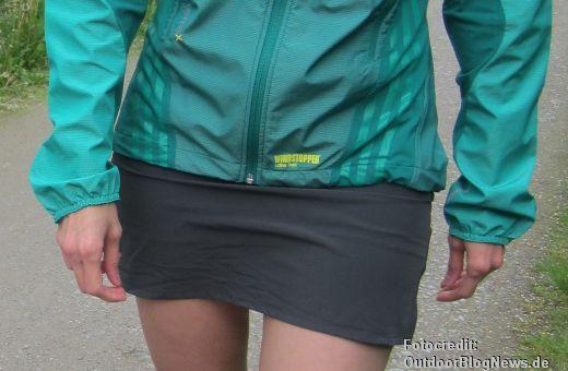 Review: Lafuma LD BATZ Minirock – Leichter Lauf- und Wanderrock im Test