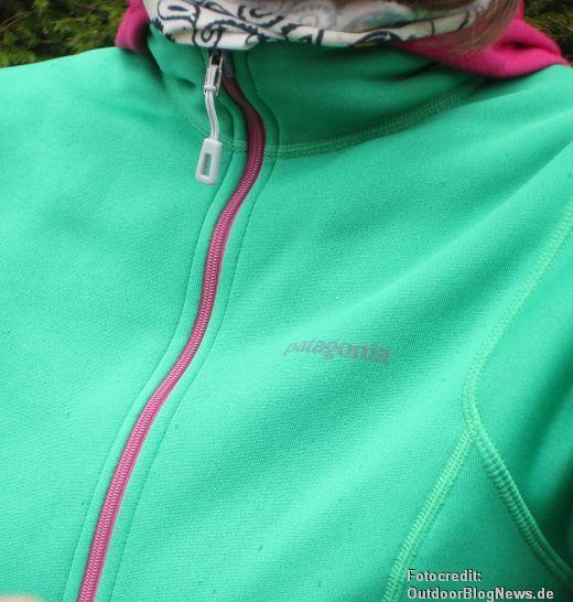 Patagonia Women's Piton Pullover mit dem HalfZip