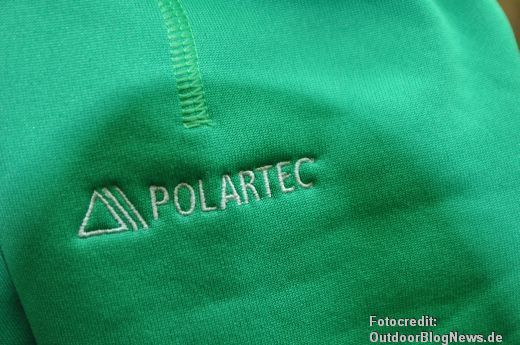 Polartec® Power Dry® im Test in den Alpen