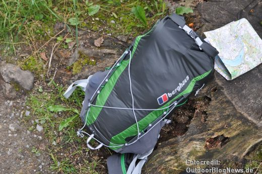 Review: Berghaus Vapour Light 20 – Leichtgewichtiger Multisport-Backpack im Test
