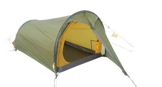 EXPED SPICA II UL – Superleichtes, aerodynamisches Zweier-Zelt auf der OutDoor 2013