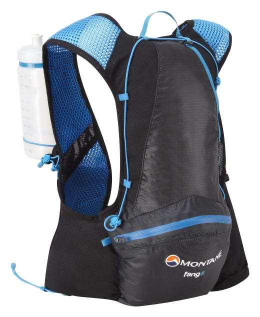 MONTANE® Fang 5 – Ein Trail Running Rucksack, der die Geschwindigkeit liebt.