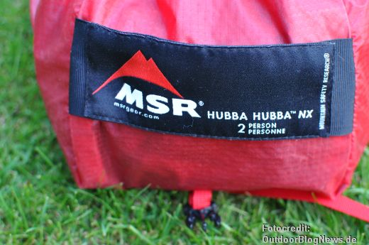 MSR® Hubba Hubba™ NX Zelt im Review