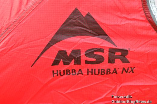 Review: MSR ® Hubba Hubba™ NX Zelt im Test