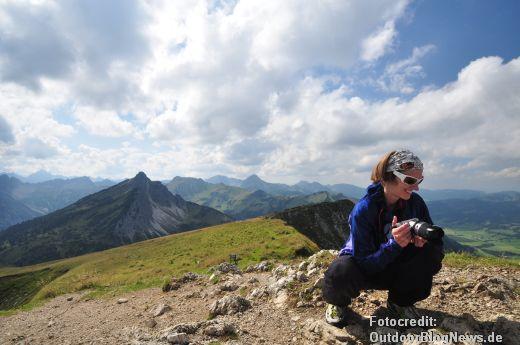 Mountain Equipment Ultratherm Jacket im Praxiseinsatz