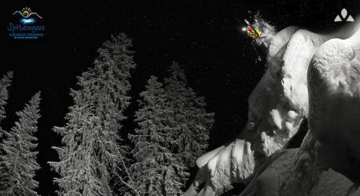 Skifahren bei Nacht – Freeride mit Andi Prielmaier