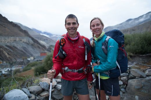 Philippe and Anna set personal bests on day 11 - Fotocredit: Berghaus