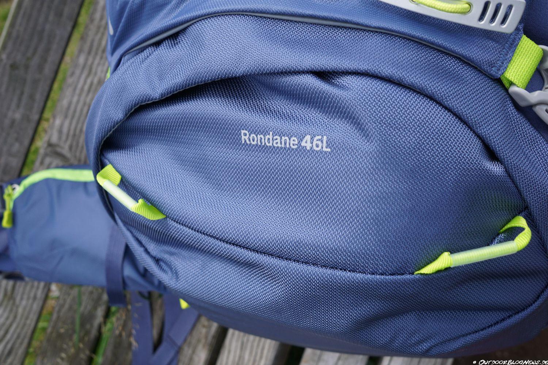 Review: Bergans Rondane 46L – Leichtgewichtiger Tourenrucksack im Praxistest