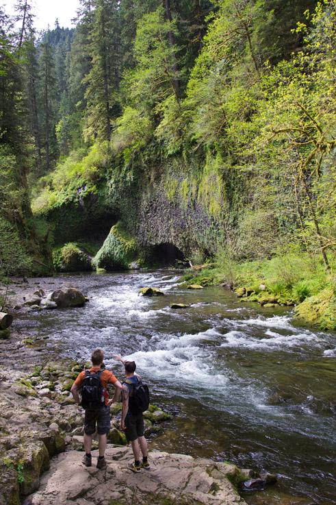 Wanderreise nach Portland/Oregon zu gewinnen!