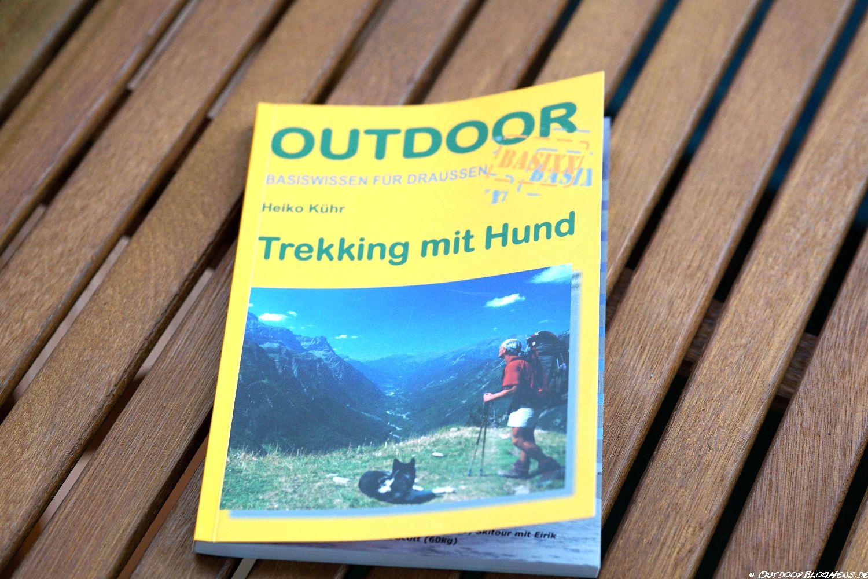 Literaturtipp: Trekking mit Hund von Heiko Kühr aus dem Conrad Stein Verlag