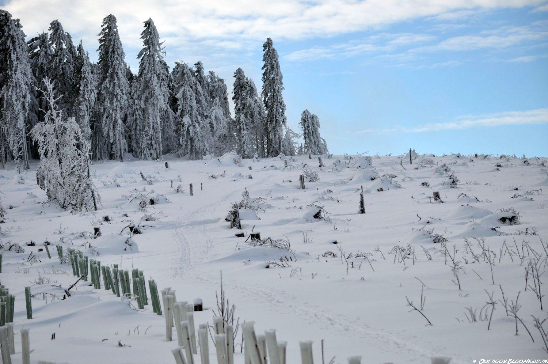 Ob beim Wintertrekking oder auf Wanderungen – Der Winter lockt zum Schneeschuhwandern