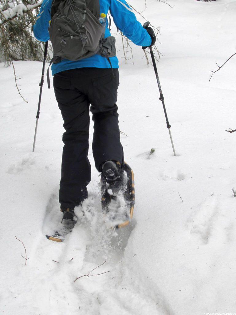 Schneeschuhwandern im Praxistest 013