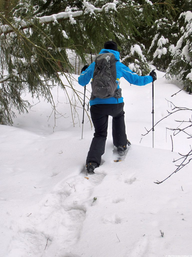 Schneeschuhwandern im Praxistest 014