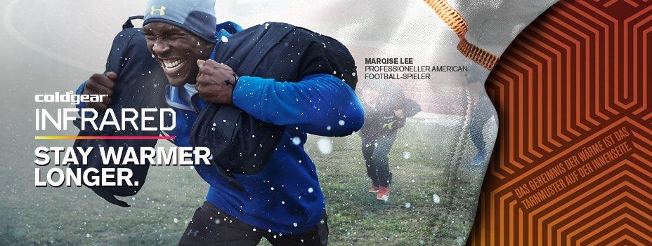 Gesponsertes Video: Laufbekleidung mit Keramik #ad – UNDER ARMOUR ColdGear