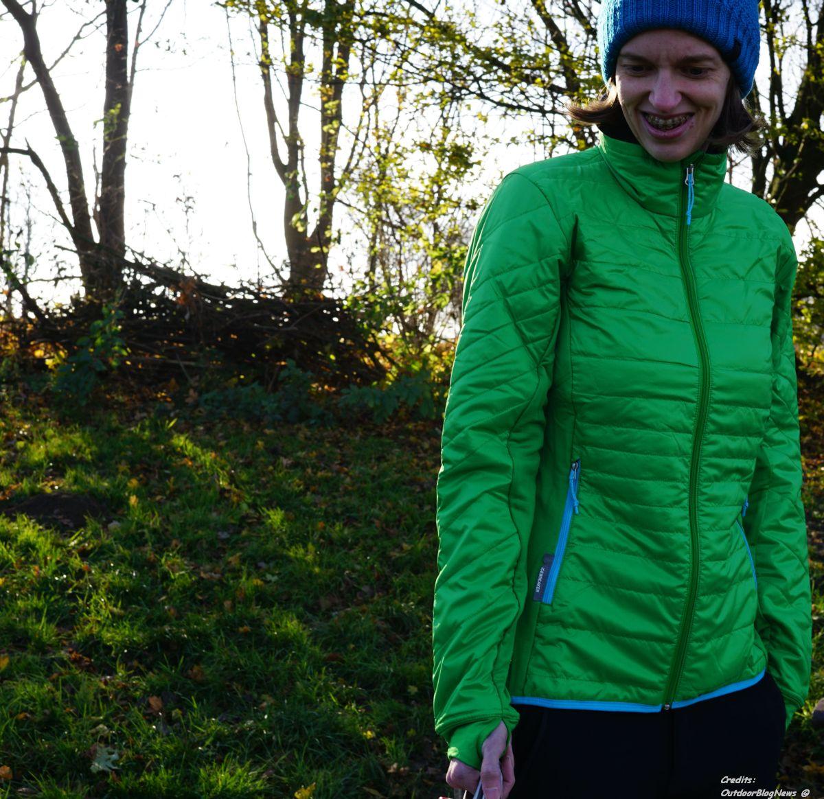 Review: Icebreaker Women's Helix LS Zip – Die Wolljacke für kühle Tage im Praxistest
