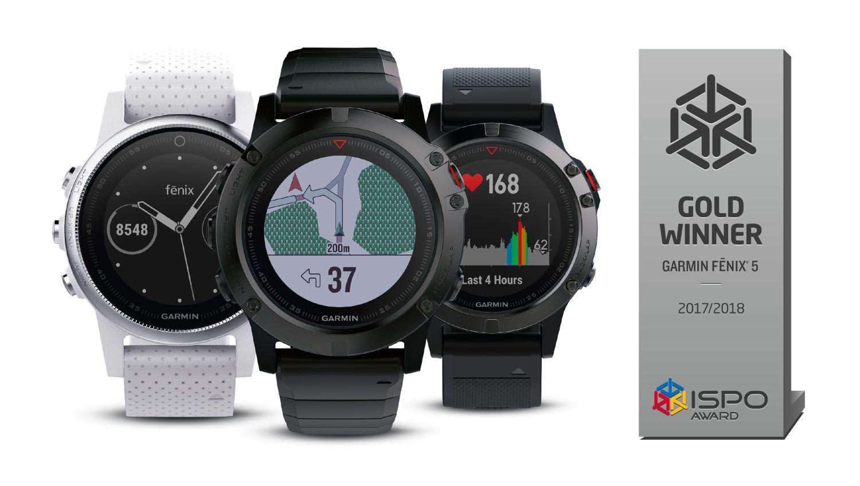 Garmin fēnix 5 – Die neue Generation der High-End GPS-Multisport-Smartwatch